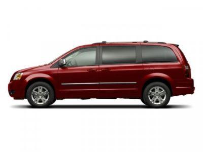 2010 Dodge Grand Caravan SE (Inferno Red Crystal Pearl)