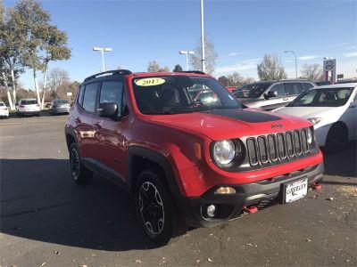 2017 Jeep Renegade Trailhawk ()