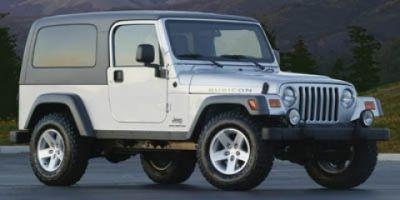 2005 Jeep Wrangler Unlimited (Tan)