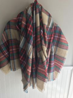 Boutique scarf/cover