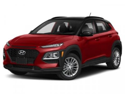 2019 Hyundai KONA Limited (Chalk White)