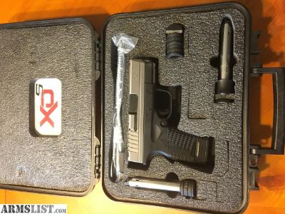 For Sale: Springfield XDS 3.3 9mm Bi-Tone