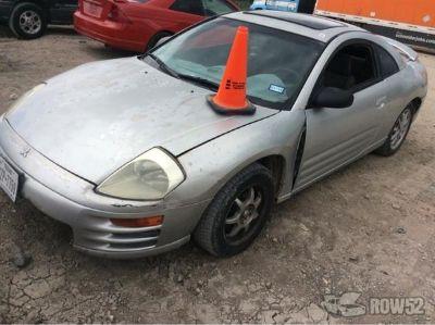 2001 Mitsubishi Eclipse