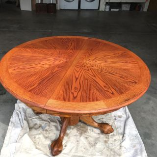 Oak Dining Table|Free Delivery