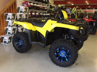 2017 Honda FourTrax Foreman Rubicon 4x4 EPS Utility ATVs Palmerton, PA