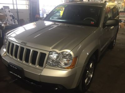 2008 Jeep Grand Cherokee Laredo (Light Graystone Pearl)