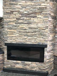 Stone Veneer - Summer Kitchens, Fireplaces, Wine Cellars, Columns