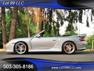 2001 Porsche 911 Carrera (Silver)