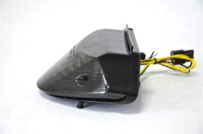 Sell Smoke Lens LED Brake Light Tail light For Honda 02-07 599 919 03-06 CB600 HORNET motorcycle in Akron, Ohio, United States, for US $75.95