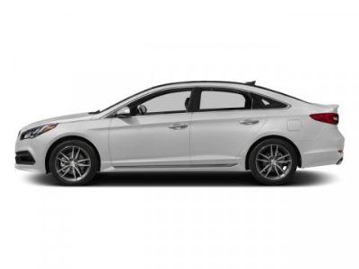 2015 Hyundai Sonata 2.4L Sport (Quartz White Pearl)