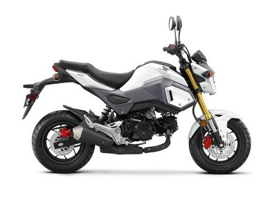 2018 Honda Grom Sport Motorcycles Bennington, VT