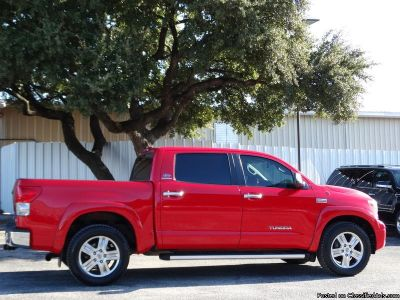 Awesome work truck 2008 Toyota Tundra