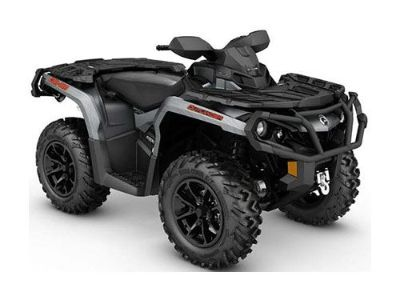 2017 Can-Am Outlander XT 850 Utility ATVs Keokuk, IA