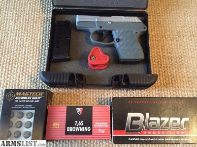 For Sale: Kel-Tec P32