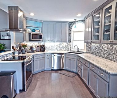 Custom, Manufactured, and Hybrid Kitchen Cabinetry