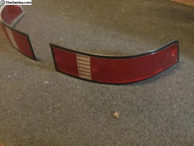 1969 911 912 Rear tail light lenses