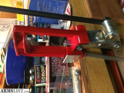 For Sale: Reloading setup for sale..quality parts..complete setup also bullets, powder s etc RCBS , Lee, Varget,
