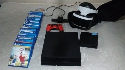 PlayStation 4 with extras