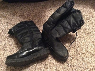 Totes snow boots size 13