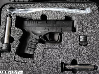 For Sale: Springfield XD-S