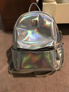Small backpack (nice quality- barely used)