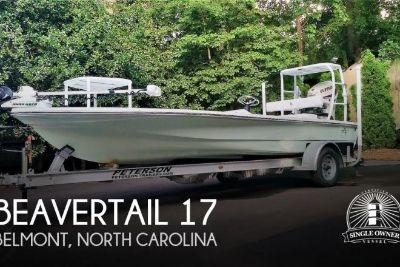 2015 Beavertail Skiffs STRIKE 17' 6""