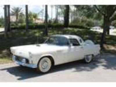 1956 Ford Thunderbird Roadster 312 Y-Block V8 3 Speed
