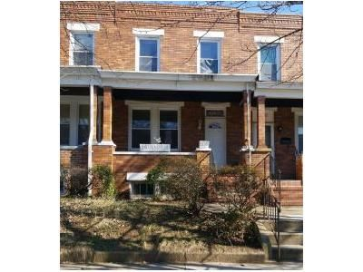 2 Bed 1 Bath Foreclosure Property in Baltimore, MD 21213 - Chesterfield Ave