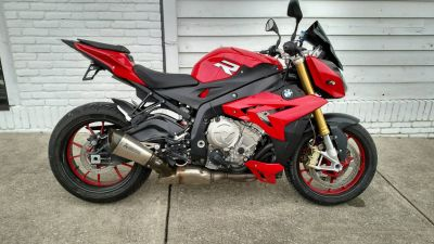 2015 BMW S 1000 R Standard/Naked Motorcycles Columbus, OH