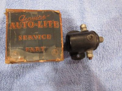 Find NOS 1946 1948 Crosley Starter Switch Auto-Lite RatRod motorcycle in Richmond, Kentucky, United States, for US $40.00