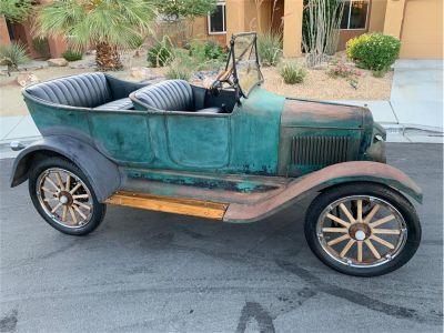 1922 Overland Model 4 Touring