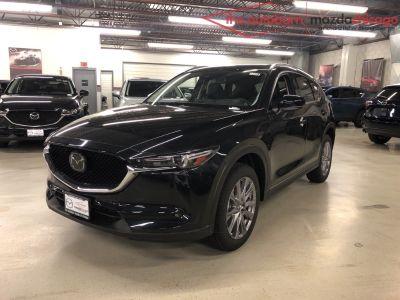 2019 Mazda CX-5 Grand Touring Reserve (Jet Black)