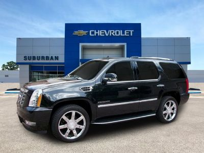 2010 Cadillac Escalade Base (Black Raven)