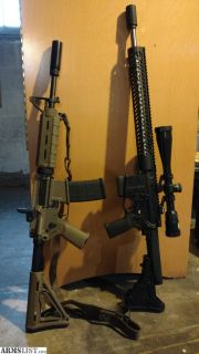For Sale/Trade: Ar-15 upper