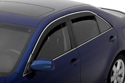 Find AVS 794012 07-11 Lexus ES Front, Rear Window Covers Smoke Seamless Ventvisor motorcycle in Birmingham, Alabama, US, for US $129.13