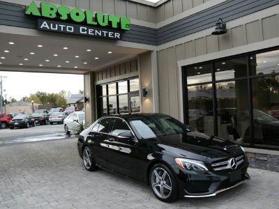 2015 Mercedes-Benz C-Class C 300 Sport (Obsidian Black Metallic)