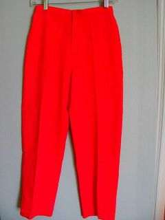 Small Red Pants size Small