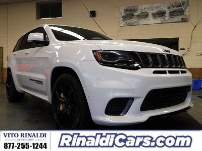 2018 Jeep Grand Cherokee Trackhawk (Ivory 3-Coat)