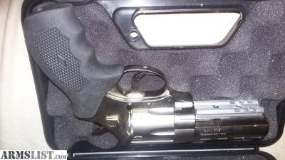 For Sale: Nickel Plated EAA windicator with custom milled tactical light rail