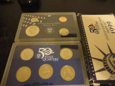 1999 s mint proof set interested text 931 218 8243