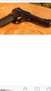 For Sale: .22 pistol/rifle combo.