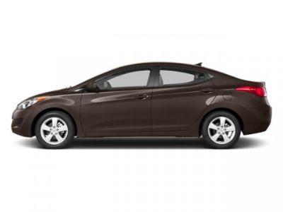2013 Hyundai Elantra GLS (Desert Bronze)