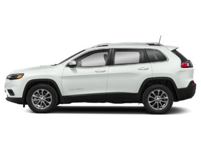 2019 Jeep Cherokee (Bright White Clearcoat)
