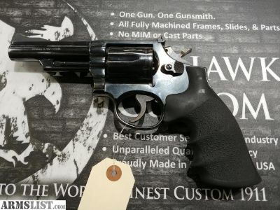For Sale: Smith & Wesson Model 19-3 - .357 Magnum Revolver