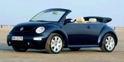 2003 Volkswagen New Beetle GLS (Aquarius Blue/Black Cloth Roof)