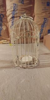Metal Birdcage (4 available)