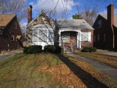 2 Bed 1 Bath Foreclosure Property in Detroit, MI 48205 - Eastwood St