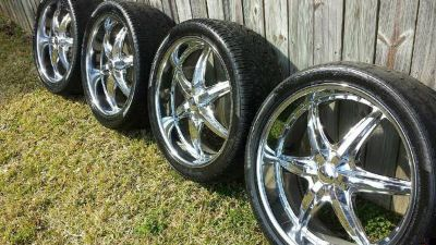 24Phino Rims For Sale