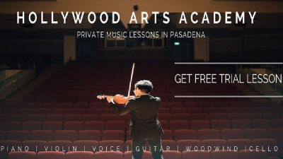 Music school in Pasadena