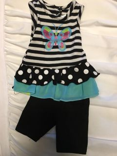 Dollie & Me 18 doll outfit - like new